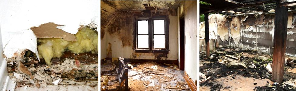 Fire Restoration Companies.  Temecula fire restoration