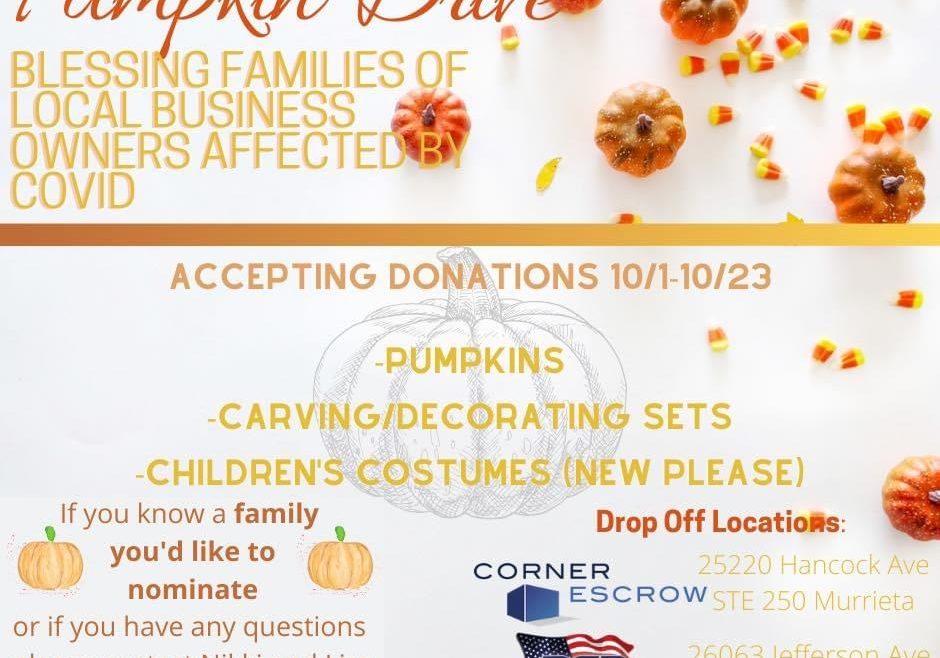 Pumpkin Drive